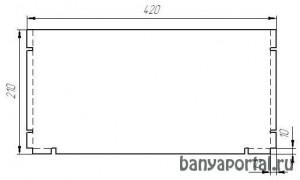 схема мангала - 2